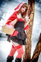 Red Riding Hood by Andy-K