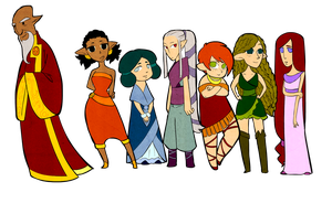 The Maidens by poly-m