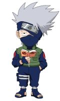 Kakashi_Sensei by laura18pm