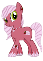 Raspberry Swirl : Closed by JewelThePonyLover12
