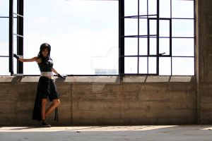 Tifa Lockhart, FF7, cosplay by Cosmic-Empress