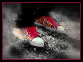 Shoeskin by andrahilde