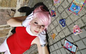 Amy Rose - Smile for you by ZebraMelon