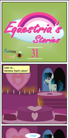 Equestria's Stories - 31 (Aurora Comet) by Zacatron94