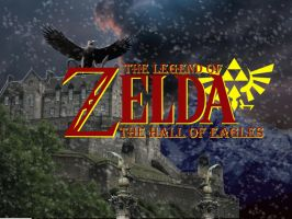 The Legend of Zelda - Hall of Eagles Cover by Kerian-halcyon