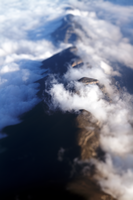 Tilt Shifted Mountains by MobyMotion