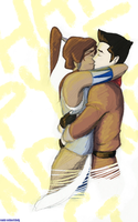 Makorra Week: Day 7 by wanda-soulmeetsbody