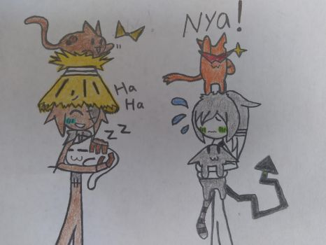 StrawHat x Chrono by AceOfSpades007