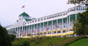 The Grand Hotel by gaelic