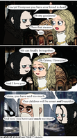 LOTR: Five Year Plan by Kumama