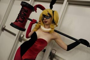 bunny quinn  fanime 2013 by ninja-person-13