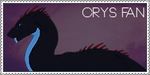 Crys Stamp by DemonicBanshee