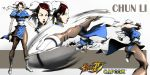 Chun-Li  Animated by CHUBETO