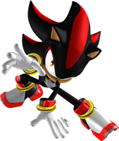 Shadow the Hedgehog (update skill) by itsHelias94