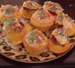 My Rainbow Dash Cupcakes by DisneyandZimFanatic