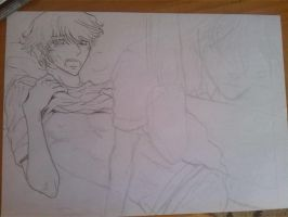 yaoi in progress by Aleecita