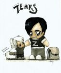 RocketBeans TV - T.E.A.R.S. Good guy Zac by Annychaan