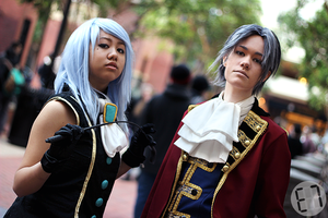 Hall Cosplay 1 - Ace Attorney by E7-Photography