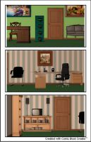 Interlude-BnB Office Space by robbybobby
