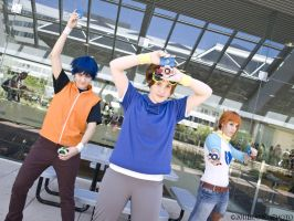 Digimon Tamers: Digivolution by firewolf826
