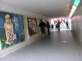 The Bearpit South Tunnel by object000