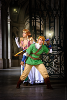 Legend of Zelda - Protection by Gaaaooo