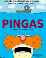 PINGAS Movie Poster by AngusMcTavish
