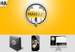 ManSuit Shop by ProudlyVisionArt