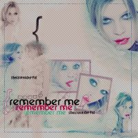 Remember me. by Sheiswonderful
