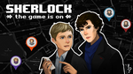 SHERLOCK: THE GAME IS ON (DESKTOP WALLPAPER) by SherlockTheGame
