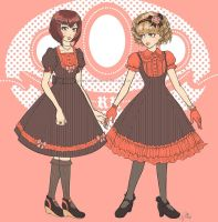 Lolita Fall Designs by greyskyblues