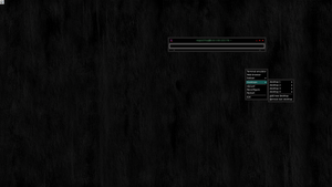 Dark_Exit: an Openbox theme and a wallpaper (GPL) by jjposti1876