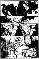 Zombies page 1 by LanceSawyer