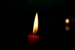 a candle in the dark by jzky