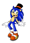 The AMAAAAAZING Sonic by X-SonicTheHedgehog-X