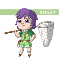 BUGSY by ToonYoungster
