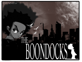 The BOondocks by Denney