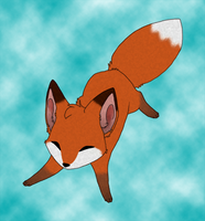 Little Fox by Miiroku
