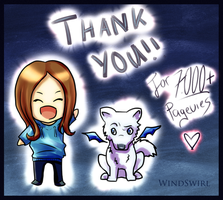 7000 Pageviews by WindSwirl