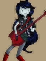 Marceline 3 by AdventureWoot