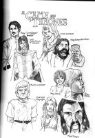 A Game of Thrones by andrewisawesome