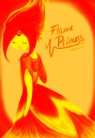 Flame Princess by Tamakichi