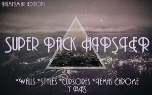 Super Pack Hipster by Jazminswag-Editions