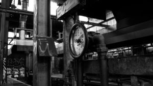 Lost Place Roundhouse #3 by Rainyphoto