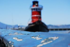 Tugboat by annamorphic
