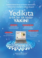 Yedikita E-Magazine Promo-New by siracel