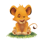 Lino the Lion Cub by Lite-mike