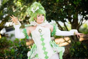 Emerald from Sakizou's Romantic Jewels ( MegaCon ) by stillreflection
