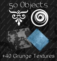 Object + Texture Pack by astrong253