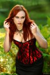 Gothic Red by Luin-Tinuviel